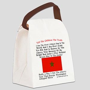 Mo Sense Series Canvas Lunch Bag