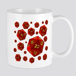 multi 20s 11 oz Ceramic Mug