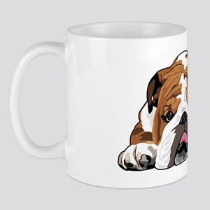 Teddy the English Bulldog Mug