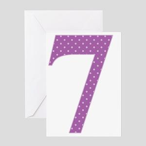 7 Greeting Card