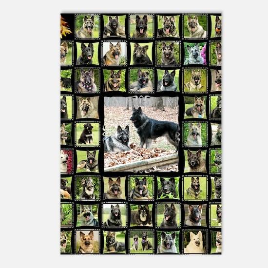blanket-marla Postcards (Package of 8)