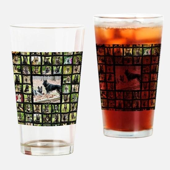 blanket-marla Drinking Glass