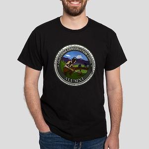 CCC Alumni Logo Planting Dark T-Shirt