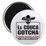 Illegal Immigration: Report Aliens Magnet