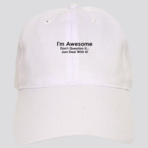 I'm Awesome Cap