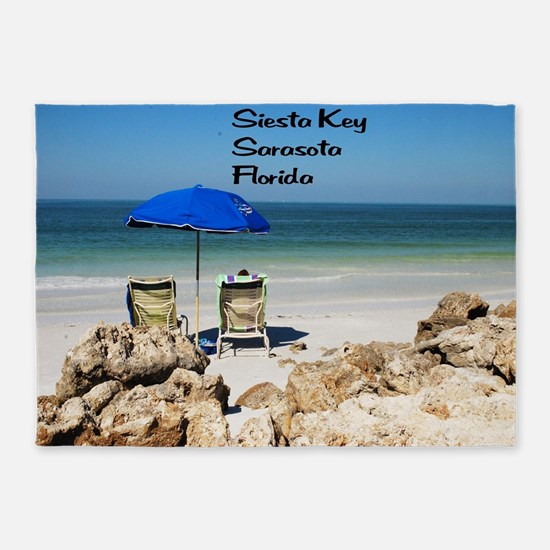 Siesta Key 5'x7'Area Rug