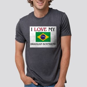 I Love My Brazilian Boyfriend T-Shirt