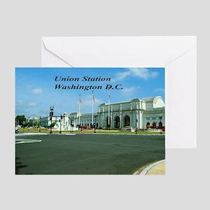 Union Station Greeting Card
