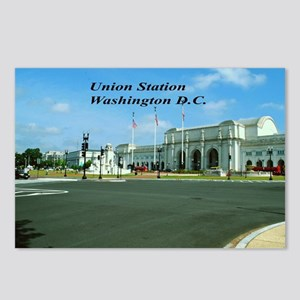 Union Station Postcards (Package of 8)