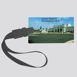 Union Station Large Luggage Tag