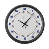 Swim pace Giant Clocks