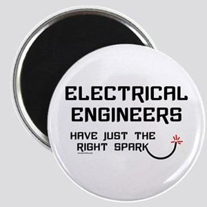Electrical Engineers Sparks Magnet