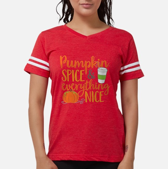 Pumpkin Spice and Everything Nice FB T-Shirt