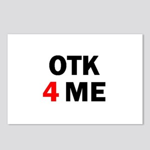OTK 4 ME Postcards (Package of 8)