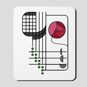 Escrime -  Mousepad