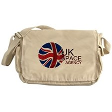 United Kingdom Space Agency Messenger Bag