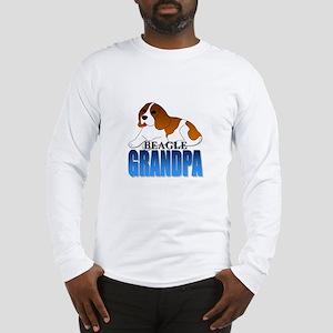 Beagle Grandpa Long Sleeve T-Shirt