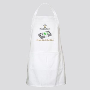 If It Dont Make Money BBQ Apron