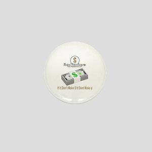 If It Dont Make Money Mini Button