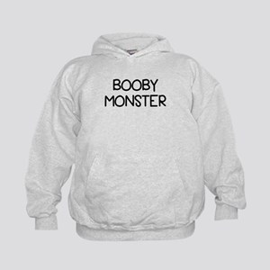 BOOBY MONSTER BREASTFEEDING SHIRT Sweatshirt