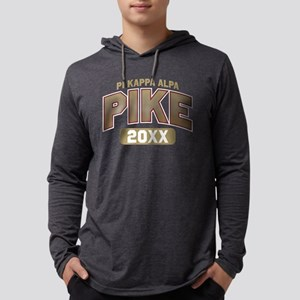 Pi Kappa Alpha PIKE Personalized Mens Hooded Shirt