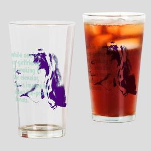 fuc_ex-girl Drinking Glass