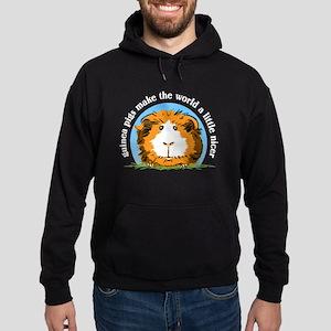 Guinea pigs make the world Sweatshirt