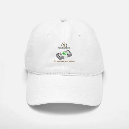 Banker Interest Baseball Baseball Cap