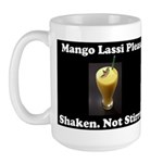 Shaken. Not Stirred Large Mug