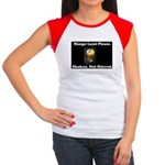 Shaken. Not Stirred Women's Cap Sleeve T-Shirt