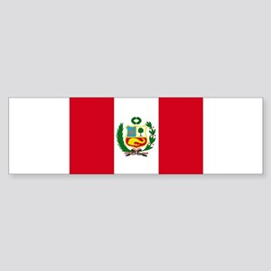 Peru Bumper Sticker