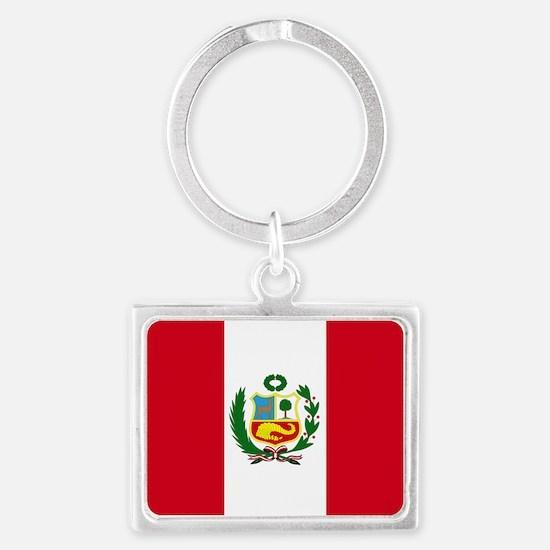 Peru Keychains