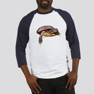 Painted Turtle Baseball Jersey