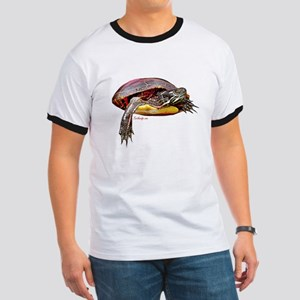 Painted Turtle Ringer T