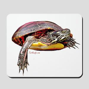 Painted Turtle Mousepad