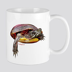 Painted Turtle Mug