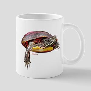 Painted Turtle Mug