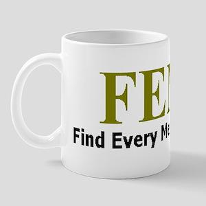 fema Mugs