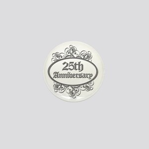 25th Aniversary (Engraved) Mini Button