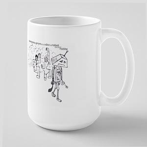 Robby Robot Large Mug