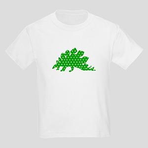 Green Dino Kids Light T-Shirt