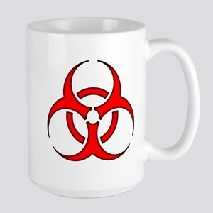 biohazard enhanced 3600 no background Mugs
