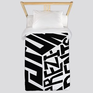 Future Prezidents Band Logo Twin Duvet