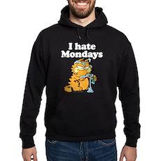 I Hate Mondays Hoodie (dark)