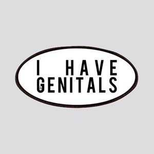 I have Genitals Patch