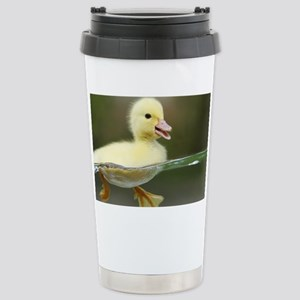 Duckling Stainless Steel Travel Mug