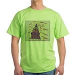 Crystal Ball Green T-Shirt