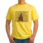 Crystal Ball Yellow T-Shirt