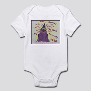 Crystal Ball Infant Bodysuit