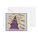 Crystal Ball Greeting Cards (Pk of 10)